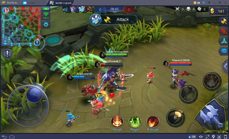 Mobile Legend - Game Online Android Terpopuler